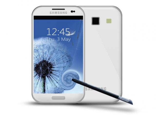 Samsung Galaxy Note 2 получит ультратонкий, гибкий AMOLED экран