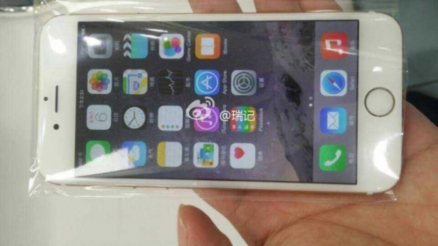 "5.5"" модель iPhone 6 представят под именем iPhone 6 Plus"