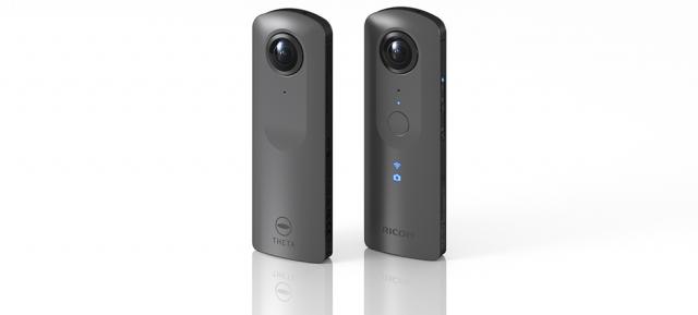 Анонсирована 360-камера Ricoh Theta V