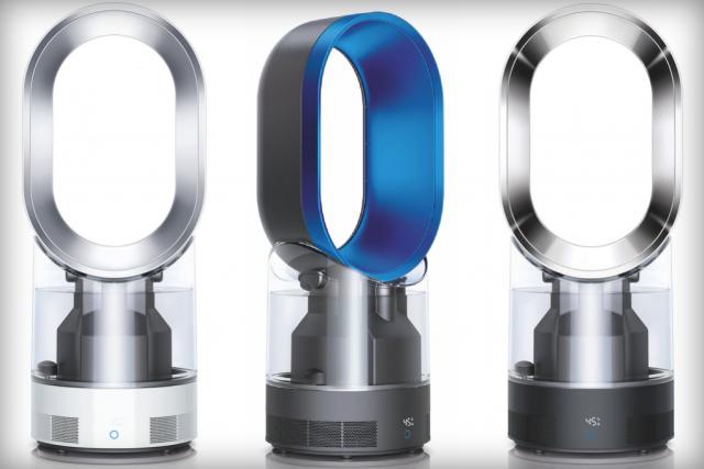 Инновационный увлажнитель Dyson очищает воздух ультрафиолетом