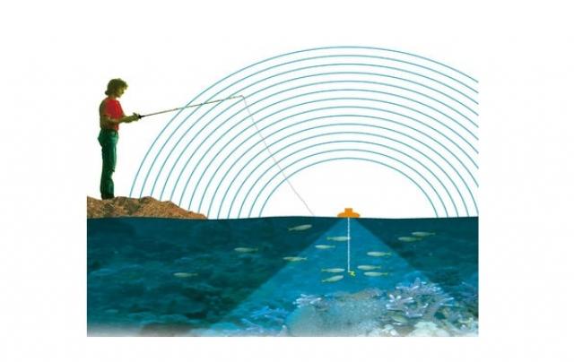 Беспроводные эхолоты: на заметку рыбакам