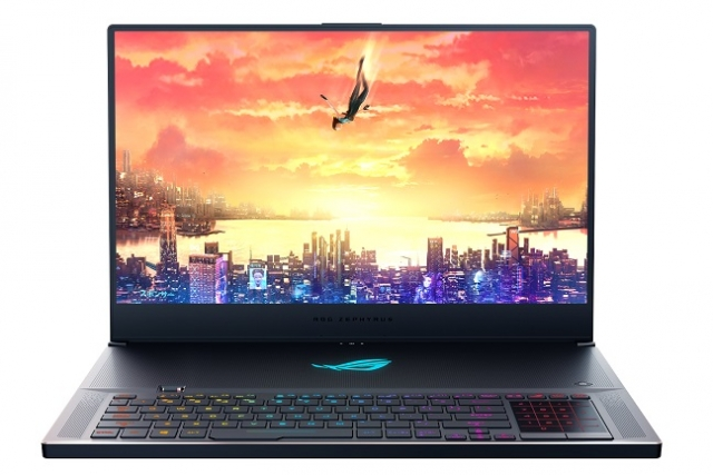 Ноутбуки Republic of Gamers із відеокартами NVIDIA серії GeForce RTX 20