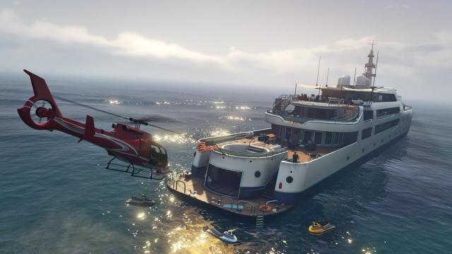 Новая дислокация для GTA 6