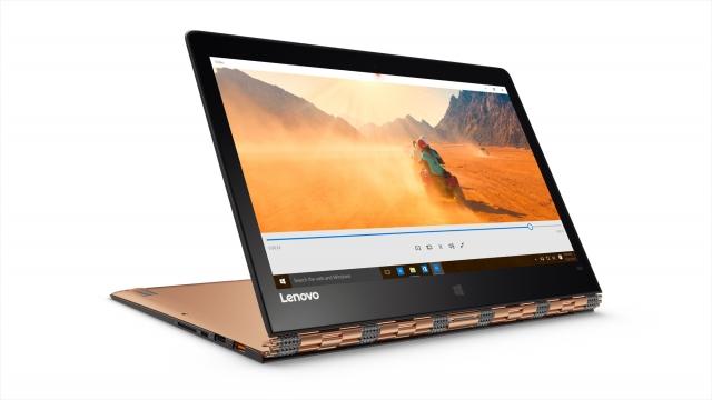 Lenovo Yoga 900 уже в Украине