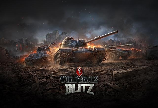 World of Tanks Blitz выйдет на OS X