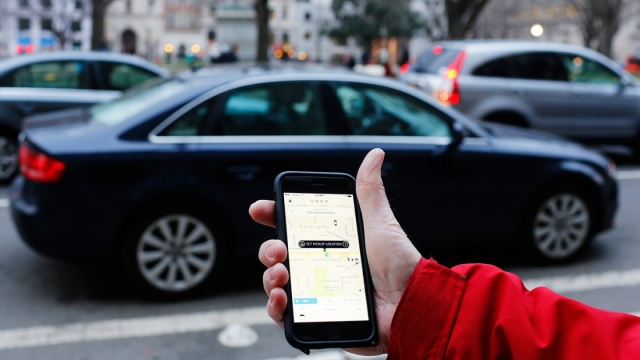 Uber объявил итоги четыре месяца работы с момента запуска сервиса в Киеве