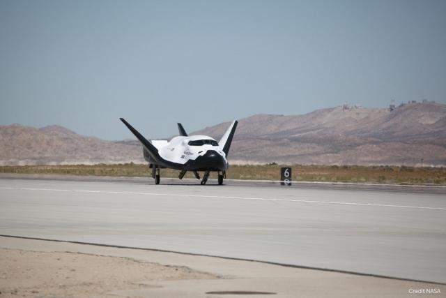 У США провели випробування космічної «вантажівки» Dream Chaser