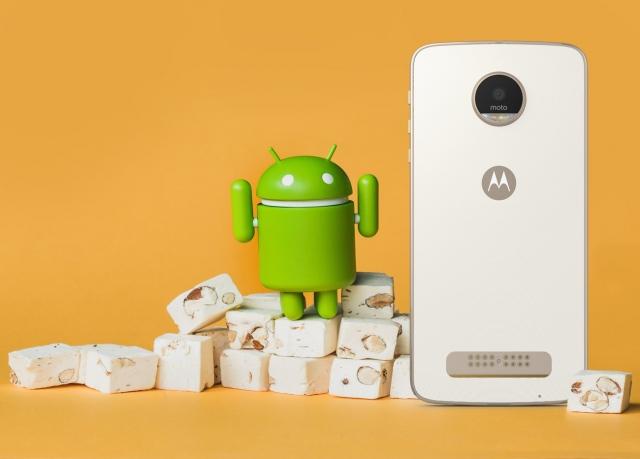 Смартфоны Moto обновились ОС до Android 7.0 Nougat