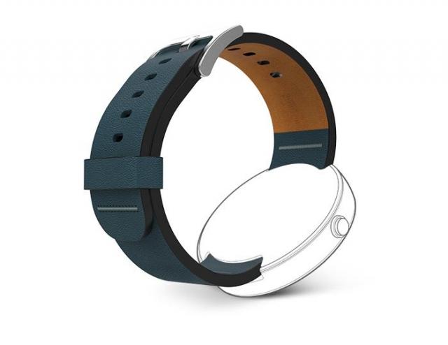 Motorola представила эксклюзивные кожаные ремешки для умных часов Moto 360
