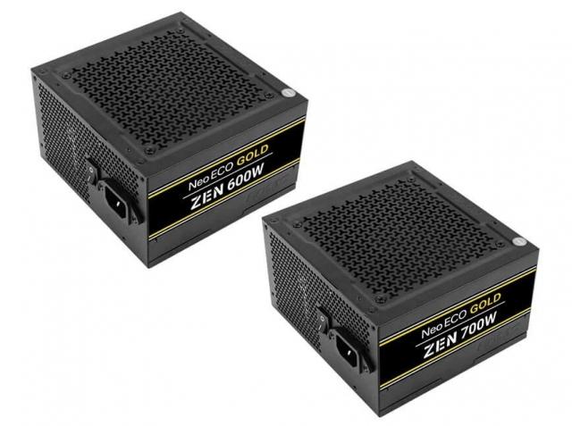 Блоки живлення ANTEC 80+GOLD NEO ECO ZEN - актуальна пропозиція для оновлення сучасного ПК