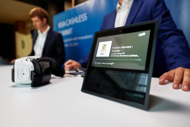 У Києві відбувся третій міжнародний Visa Cashless Summit, присвячений майбутньому платіжних технологій