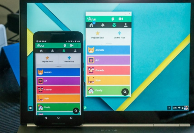 Почему следующий Chromebook должен иметь сенсорный экран
