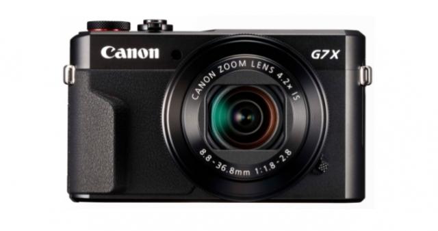 Canon PowerShot G7 X Mark II с новым процессором DIGIC 7