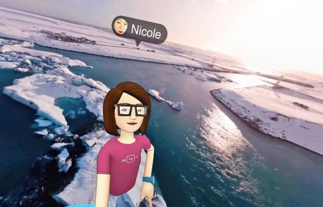 Цукерберг представив соцмережу у віртуальній реальності