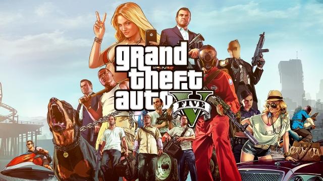 Известна дата релиза GTA V для ПК, Xbox One и PS4