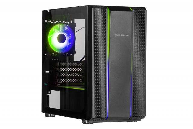 Актуальна пропозиція 2E GAMING: ігрові корпуси для створення компактних комп'ютерних систем