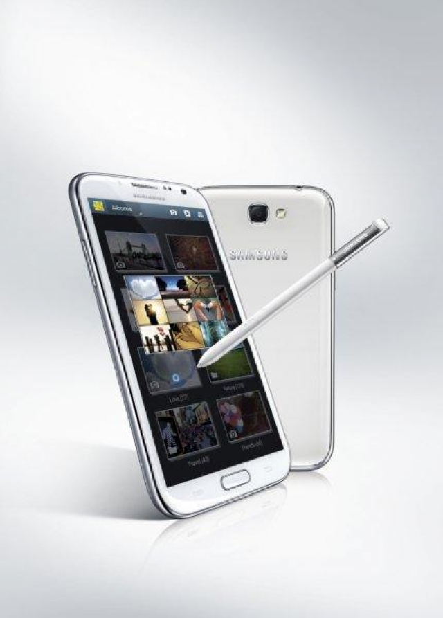 Samsung GALAXY Note II - официально