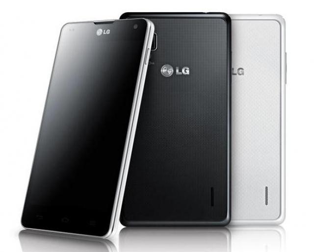 Первый в мире LTE смартфон с четырехъядерным процессором Snapdragon от LG
