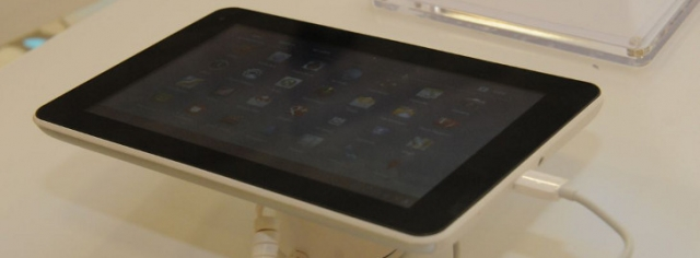 IFA 2012: знакомимся с Huawei MediaPad 7 Lite