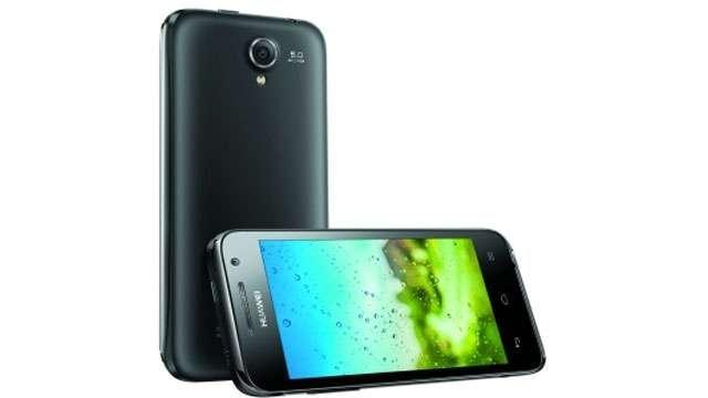 Huawei представил 2 смартфона на Android 4.0