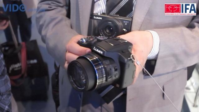 Panasonic Lumix DMC-FZ200 - фотокамера с 24-кратным зумом