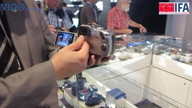 Panasonic Lumix G5 – новая беззеркальная камера с бесшумным электронным затвором