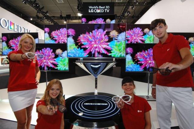 Лауреат премии IDEA: OLED-телевизор LG, «бескомпромиссный дисплей»