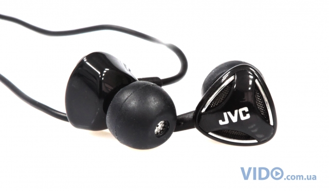 JVC Black Series HA-FXC80: для всех жанров музыки