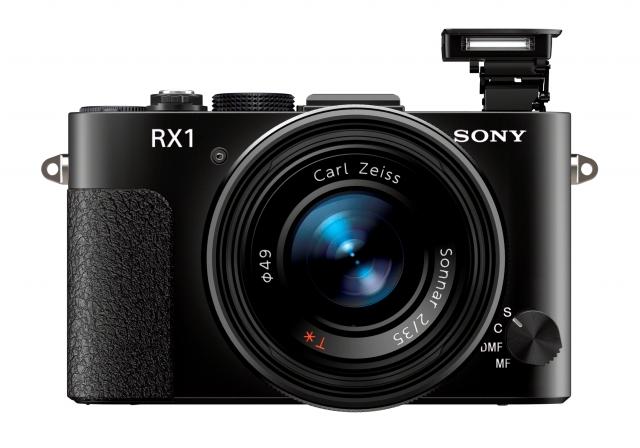 Cyber-shot DSC-RX1 от Sony. Полнокадровый. Размером с ладонь