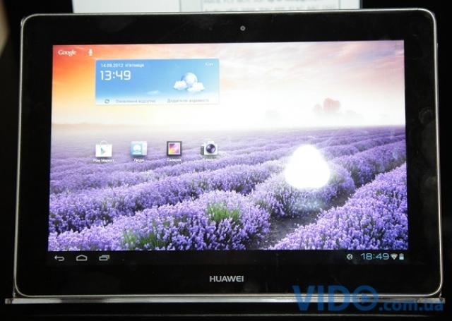 Смартфоны и планшеты Huawei в Украине: представляем новый модельный ряд