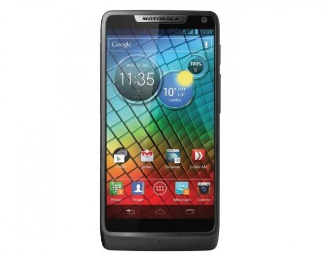 Razr i – первый Intel-смартфон от Motorola