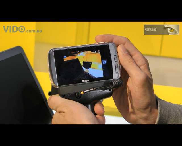 Photokina 2012: Nikon Coolpix S800c. Android на борту!