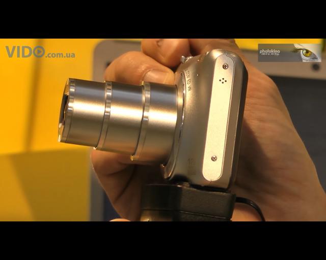 Photokina 2012: Nikon Coolpix S6400 - имиджевая!