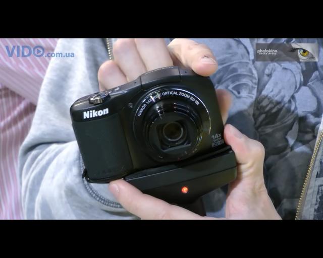 Photokina 2012: Nikon Coolpix L610 - трехмерные снимки и объектив со значительным зумом