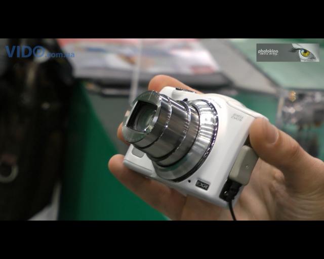 Новинка Fujifilm FinePix F800 – легкий ультразум с Wi-Fi