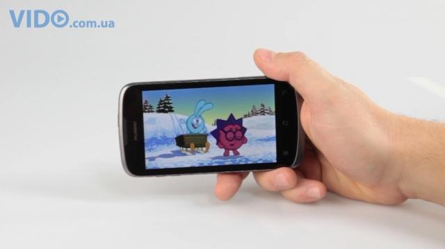 Huawei Ascend G300: доступный Android-смартфон с 4-дюймовым дисплеем