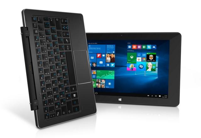 Планшеты MYTAB Ontario 2 и Union 10 на Windows 10