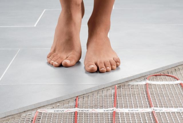Smart-комфорт електричної теплої підлоги DEVI