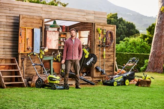 Акумуляторний інструмент Ryobi MAX POWER для будь-якого куточка вашого саду