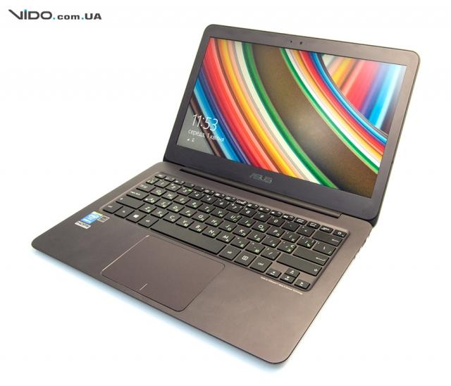 Видеообзор ноутбука ASUS Zenbook UX305FA