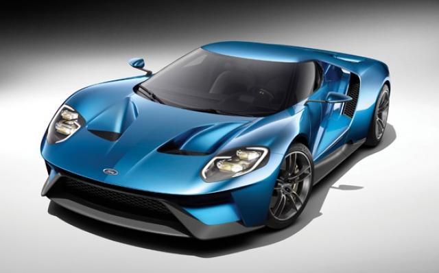 Новий суперкар Ford GT отримає скло Corning Gorilla Glass