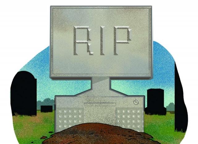 Умирают ли компьютеры от старости?