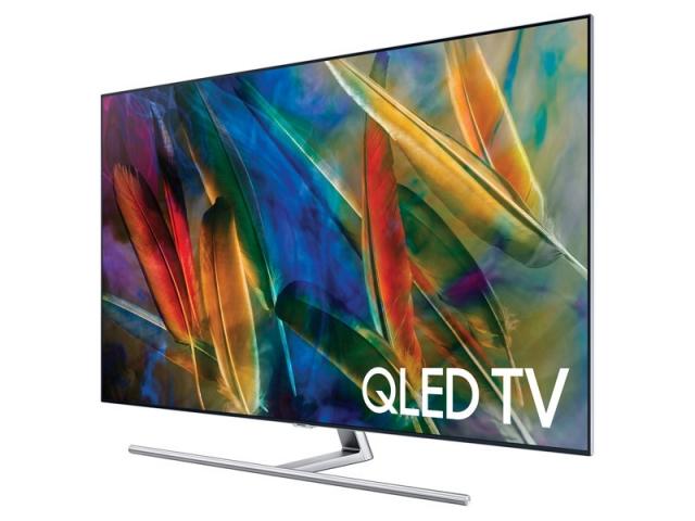 Телебачення майбутнього: видовищні телевізори Samsung на IFA 2017