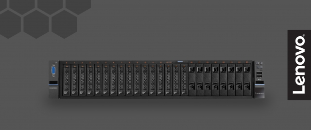 Lenovo DX8200D упростит внедрение программных решений для хранения данных