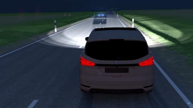 Ford займається розробкою нової системи фар, що не буде засліплювати водіїв