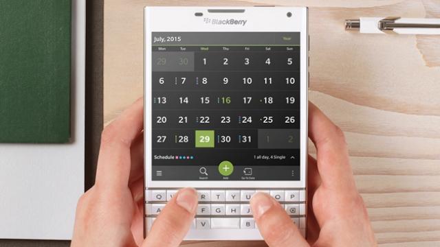 План презентаций BlackBerry показал, когда ждать обновление линейки