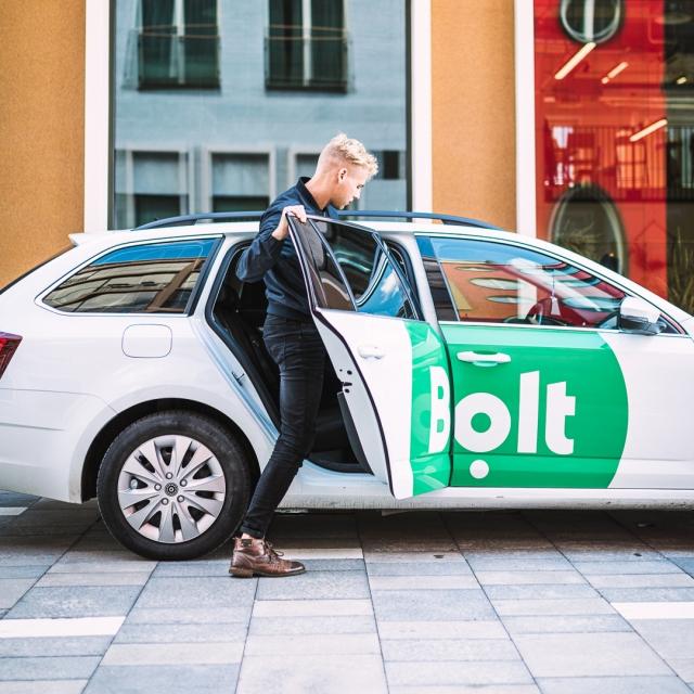 Ще один додаток від Bolt в AppGallery: для водіїв, які хочуть стати частиною екосистеми