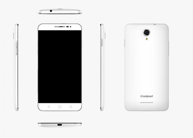 Новый Coolpad Modena: доступный смартфон с большим экраном