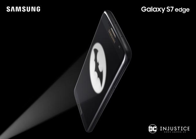 Старт продаж лимитированных Galaxy S7 edge Injustice Edition в Украине