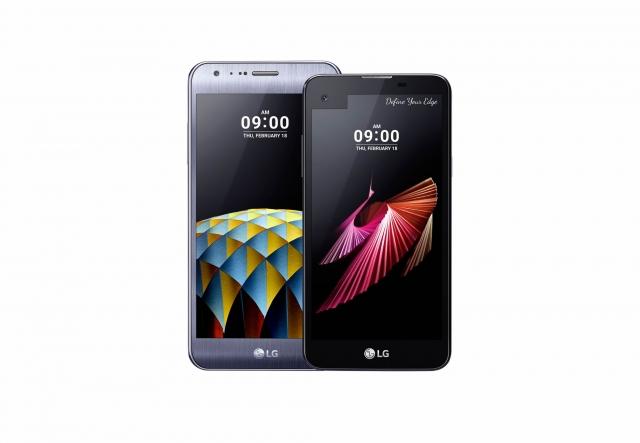 Смартфоны LG X Series на MWC 2016
